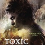 Toxic Heart, Book Cover