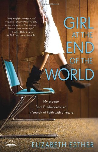 Girl at the End of the World, Book Cover