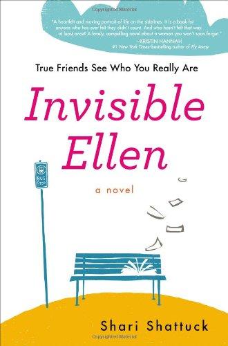 Invisible Ellen, Book Cover