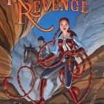 Rapunzel's Revenge, Book Cover
