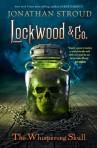 The Whispering Skull, Book Cover
