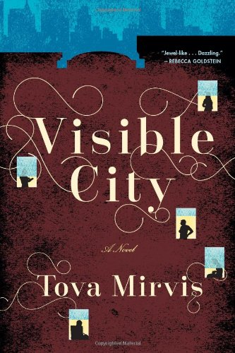 Visible City, Book Cover