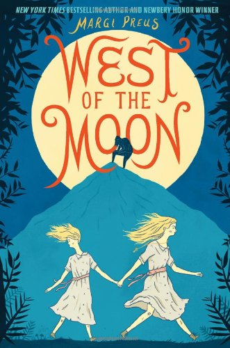 West of the Moon, Book Cover