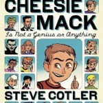 Cheesie Mack, Book Cover