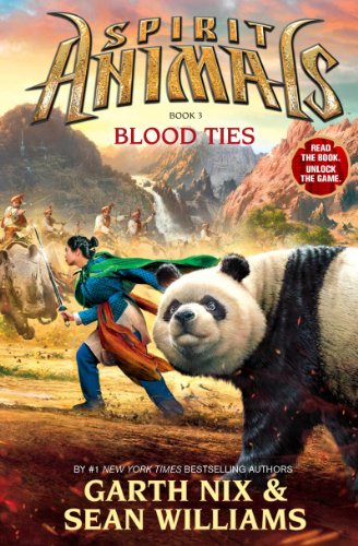Spirit Animals #3: Blood Ties, Book Cover