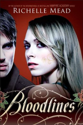 Bloodlines, Book Cover