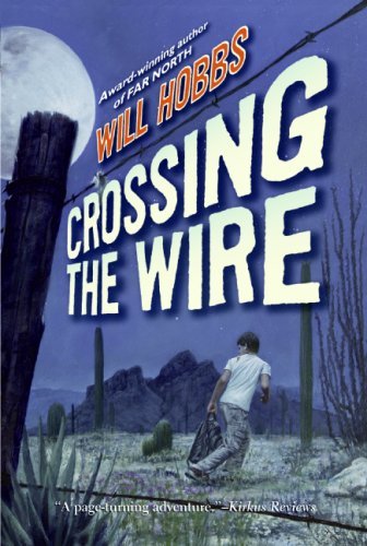 Crossing the Wire, Book Cover