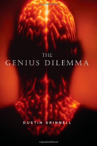 The Genius Dilemma, Book Cover