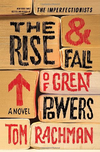 The Rise and Fall of Great Powers, Book Cover