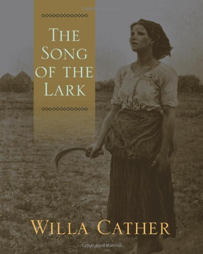 The Song of the Lark, Book Cover