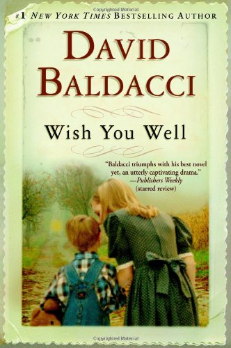 Wish You Well, Book Cover