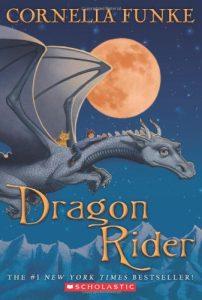 Dragon Rider, Book Cover