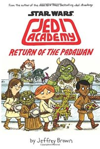 Star Wars: Jedi Academy, Return of the Padawan