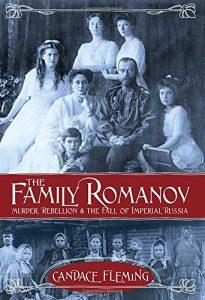 The Family Romanov, Book Cover