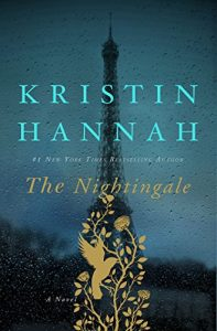 The Nightingales, Book Cover