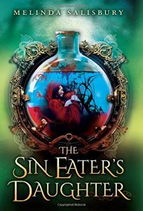 The Sin Eater's Daughter, Book Cover