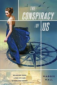 The Conspiracy of Us, Book Cover