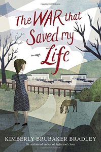 The War that Saved My Life, Book Cover