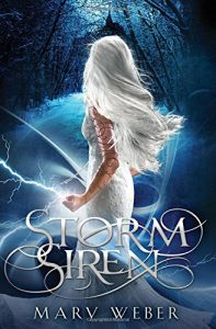 Storm Siren, Book Cover