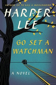 Go Set a Watchman, Book Cover