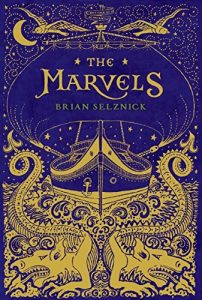 The Marvels, Book Cover