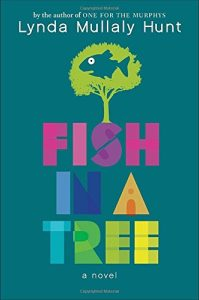 Fish in a Tree, Book Cover