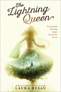 The Lightning Queen, Book Cover