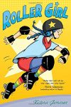 Roller Girl, Book Cover