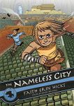 The Nameless City, Book Cover