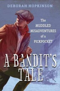A Bandit's Tale, Book Cover