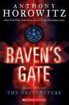 Raven's Gate, Book Cover