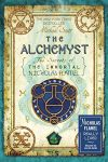 The Alchemyst: The Secrets fo the Immortal Nicholas Flamel, Book Cover