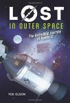 Lost in Outer Space, Book Cover